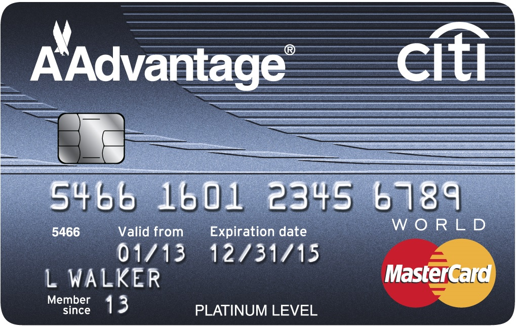 American Airlines Aadvantage Frequent Flyer