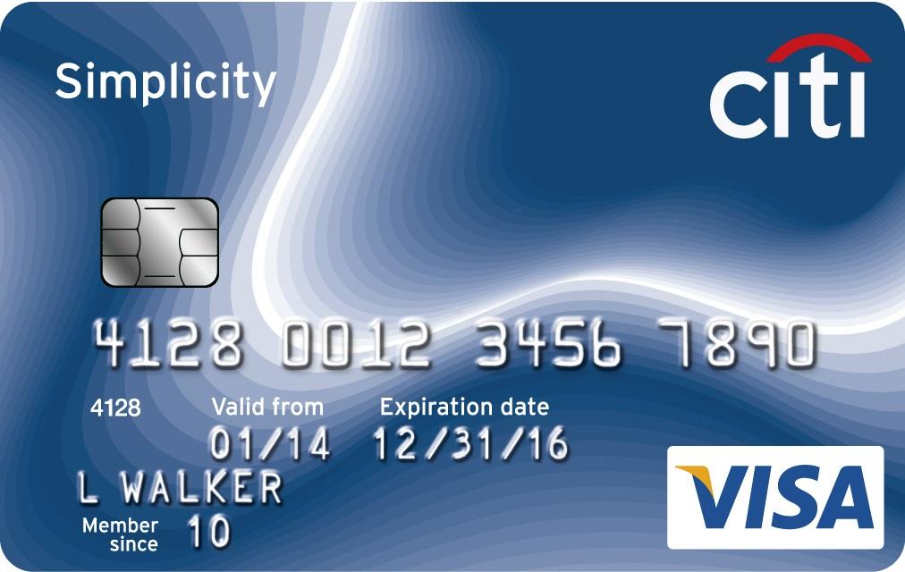Black Card Visa Citibank 8