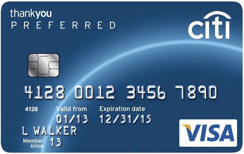 Citi+ThankYou(r)+Preferred+Card+ +Bonus+Point+Offer Citi Apply Now ThankYou® Card Invitation