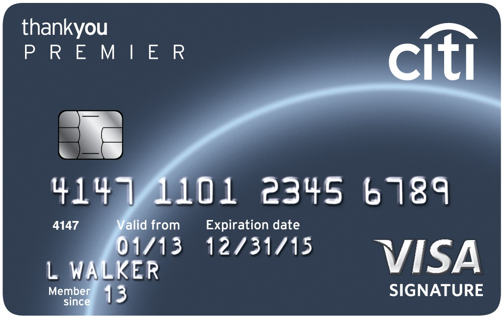Citi+ThankYou(r)+Premier+Card Citi Apply Now ThankYou® Card Invitation